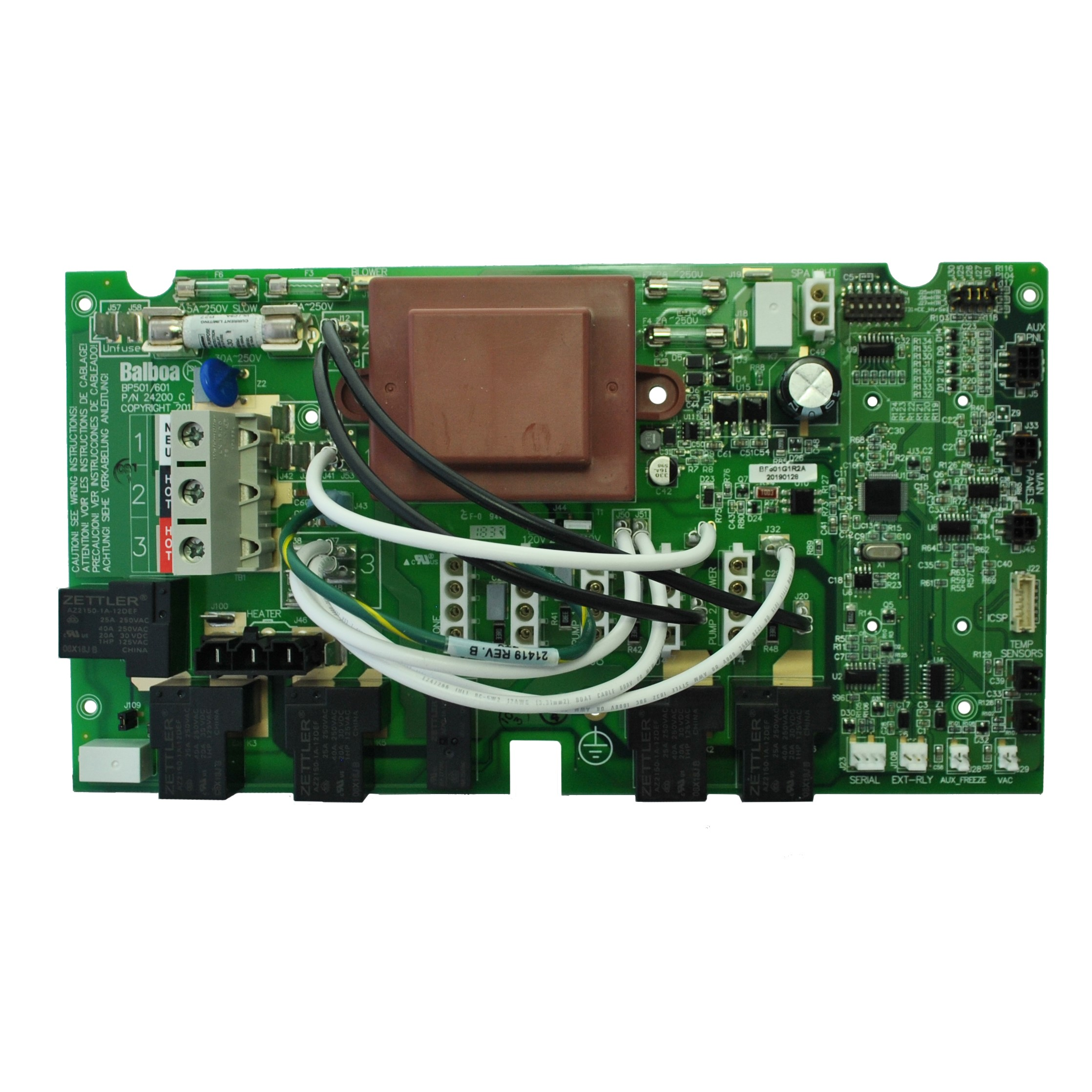 BP501G1 BP5X replacement board 56944-01