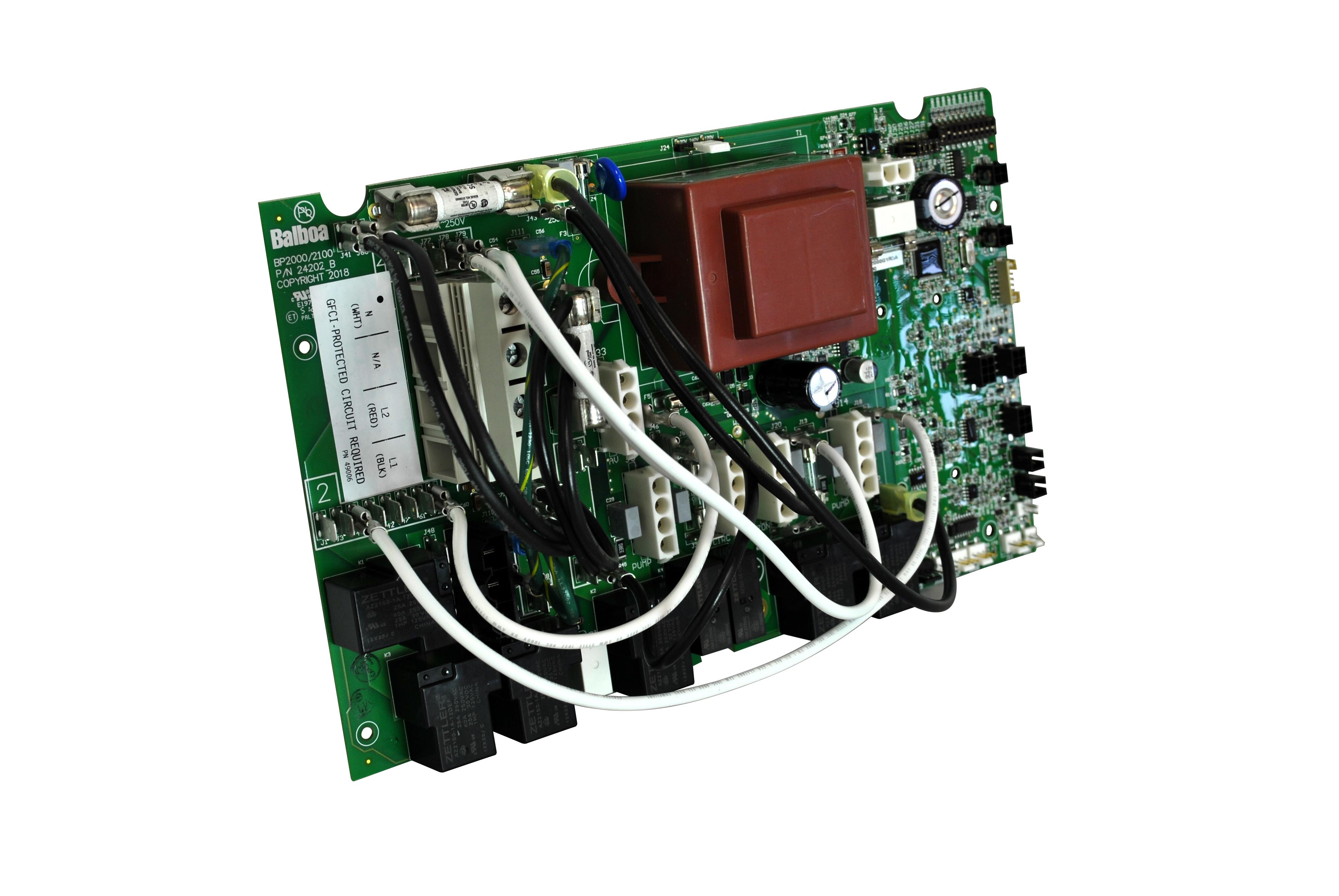 BP2000 Replacement Circuit Board