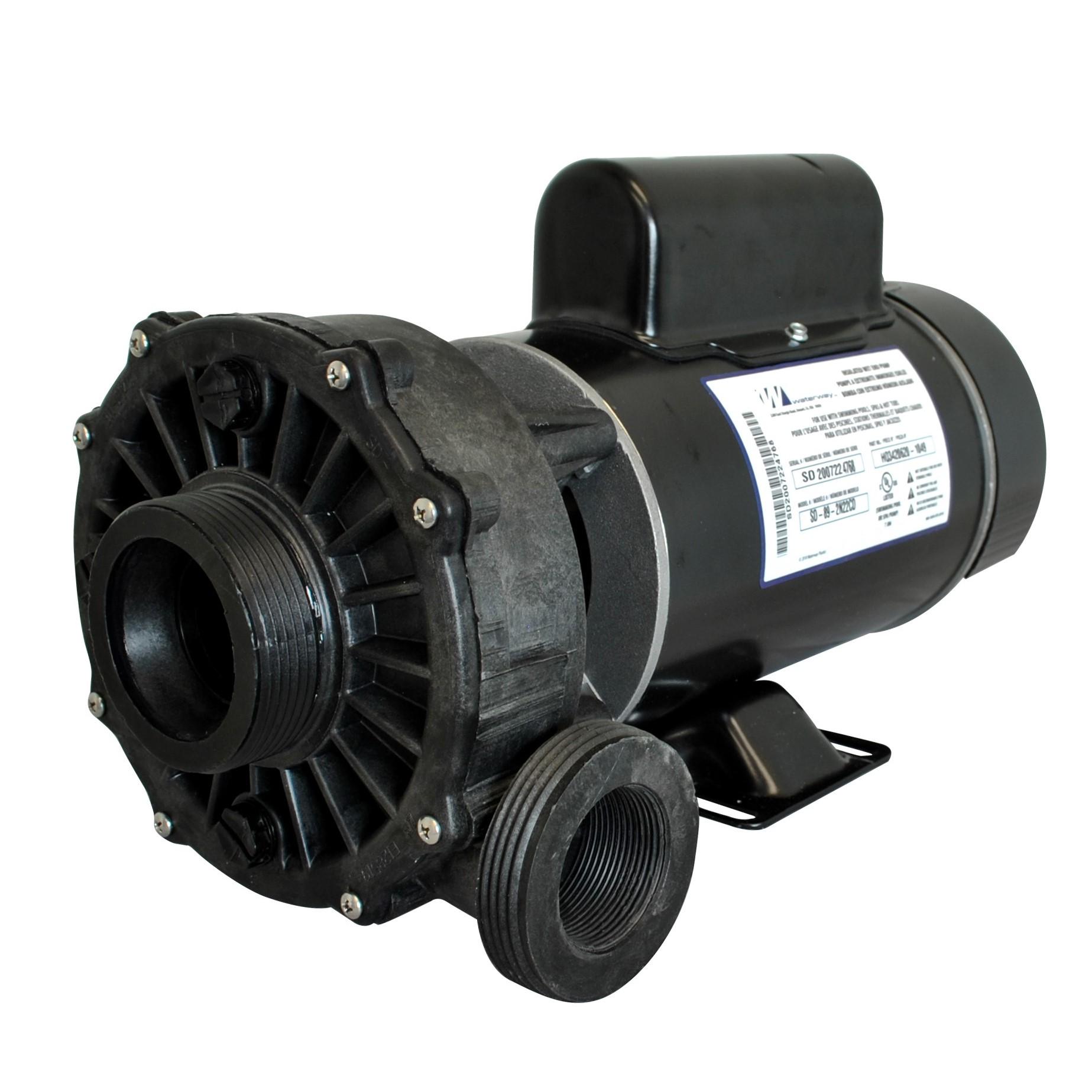 Waterway Hi-Flo II 1.5 HP 230V Pump