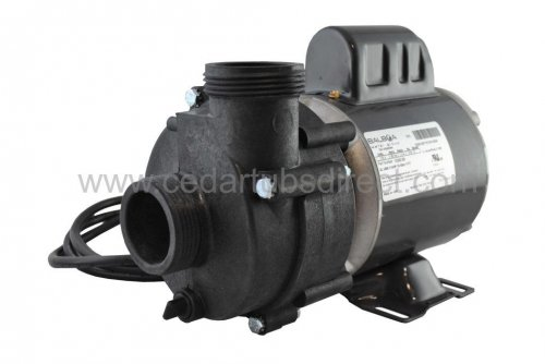 1/15 HP Balboa Circulation Pump - WOW circ hot tub pump - 110 VAC