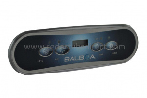 Balboa ML400 LCD 4-Button Panel PN 52684