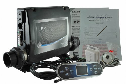Balboa BP2000 Retro Fit Kit- - Spa Pack with TP800 Controller cables and WiFi