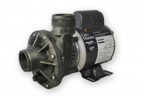 1/12 HP Spa Pump - Gecko Circ-Master CMHP Circulation Hot Tub Pump - 115V, 1 Speed, PN 02093000-2010