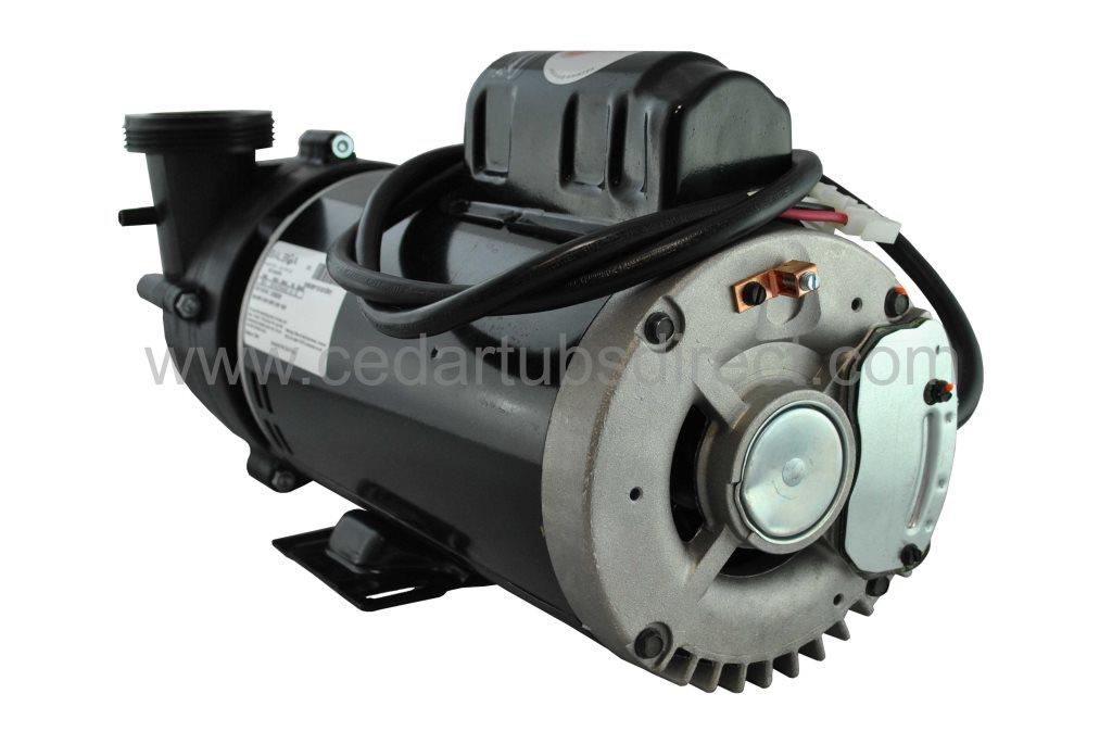 vico 4 hp spa pump rh cedartubsdirect com Chemtronics Ultra Jet ultra jet spa pump wiring