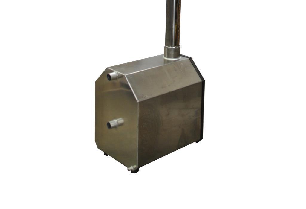 Wood Fired Hot Tub Heater - Aluminum 70,000 BTU [C-628] - $1,193.14 ...