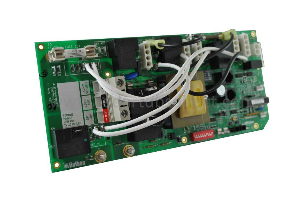 Balboa VS520SZ & VS520 Replacement Board-PN 55151-01