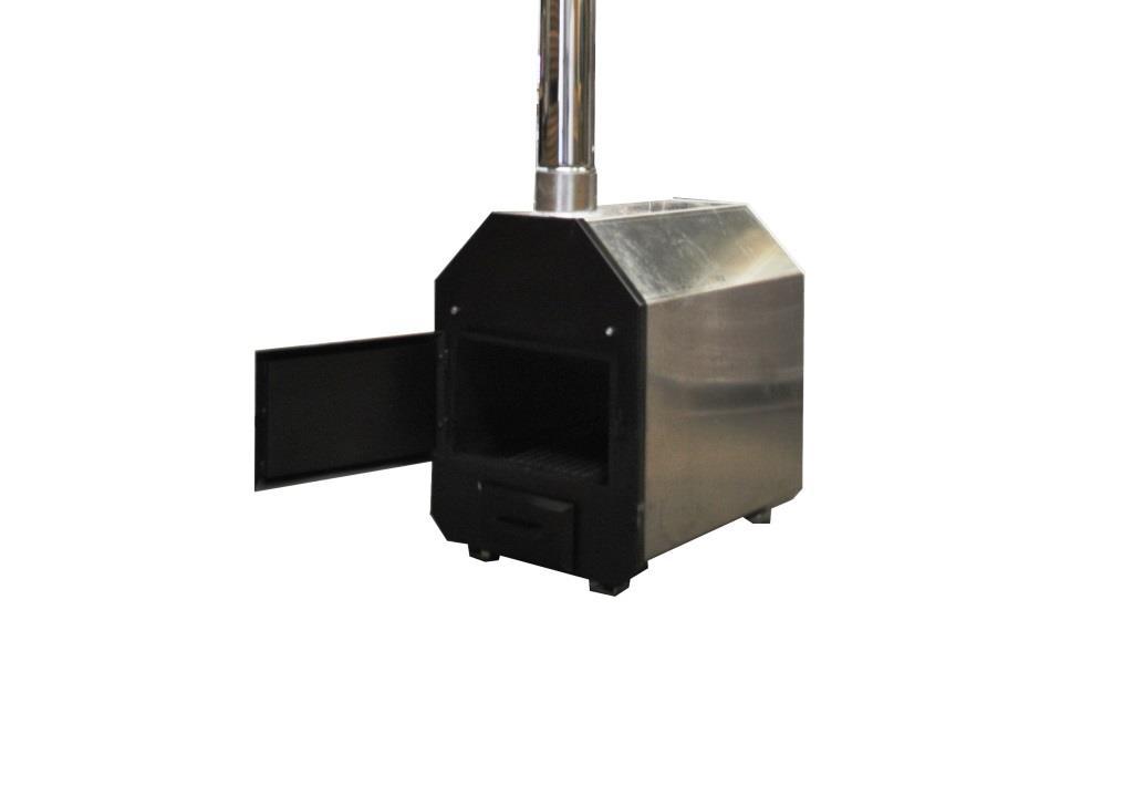 Wood Fired Hot Tub Heater - Aluminum 70,000 BTU [C-628] - $1,070.53 ...