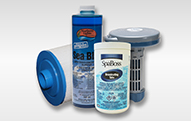 Hot TubChemicals The only line of hot tub chemicals specifically formulated for Wooden Hot Tubs.